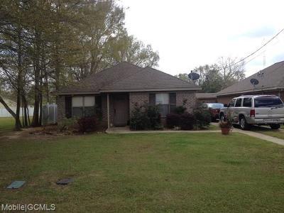 Semmes Single Family Home For Sale: 9153 Michigan Avenue