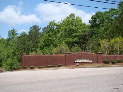 Lanett Residential Lots & Land For Sale: 00 SW Victoria Terrace #41