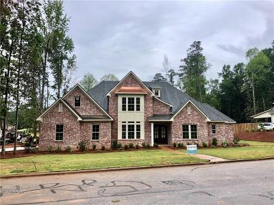 Auburn Single Family Home For Sale: 325 Hollytree Lane