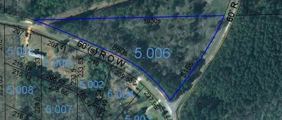 Lafayette Residential Lots & Land For Sale: County Road 9