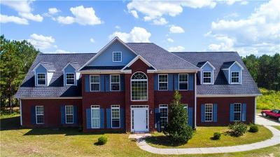 Salem Single Family Home For Sale: 866 Lee Road 40
