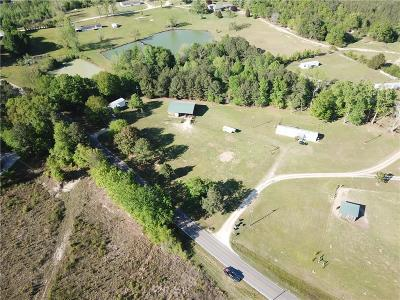 Notasulga Residential Lots & Land For Sale: 2433 County Road 54