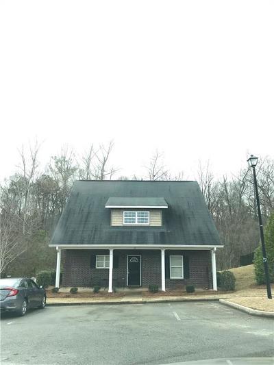 Auburn Condo/Townhouse For Sale: 807 W Longleaf Drive #19