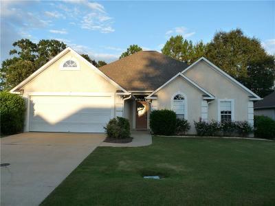 Auburn Single Family Home For Sale: 1077 Amber Lane
