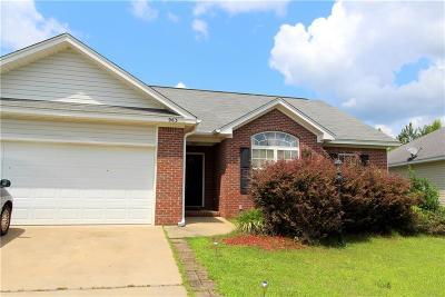 Auburn Single Family Home For Sale: 963 Sandstone Lane