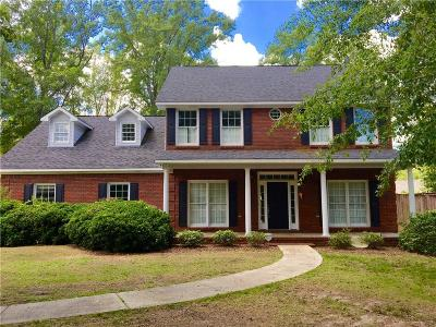 Phenix City Single Family Home For Sale: 172 Lee Road 451