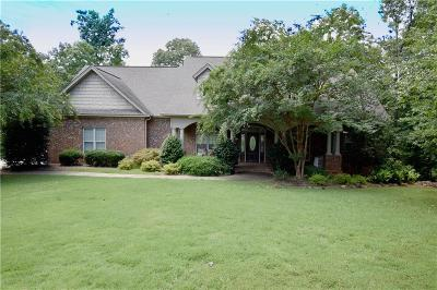 Auburn Single Family Home For Sale: 251 Hedgerow Circle