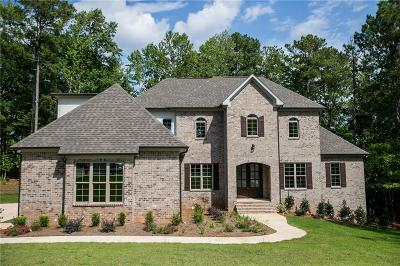 Auburn Single Family Home For Sale: 1189 Falls Crest Place