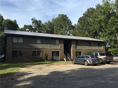 Lafayette Multi Family Home For Sale: 520 Drake Avenue