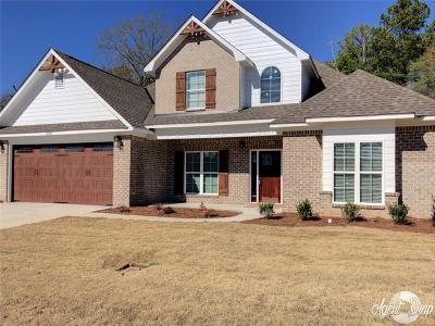 Phenix City Single Family Home For Sale: 2708 Sterling