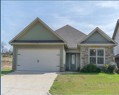 Phenix City Single Family Home For Sale: 33 Whiterock Road