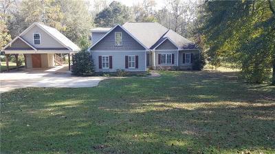Auburn Single Family Home For Sale: 597 Sherwood Drive