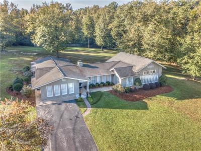 Auburn Single Family Home For Sale: 376 Estate Avenue