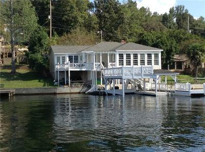 Salem Single Family Home For Sale: 603 Lee Road 346