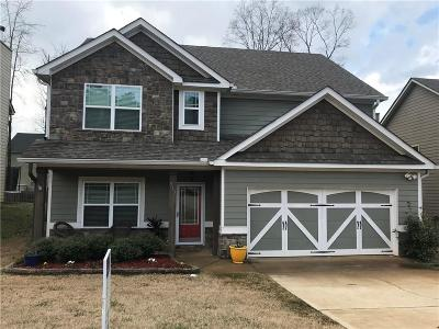 Auburn Single Family Home For Sale: 353 Lightness Drive