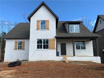 Auburn Single Family Home For Sale: 1120 Southridge Court