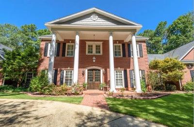 Lee County Single Family Home For Sale: 1464 Millbranch Drive