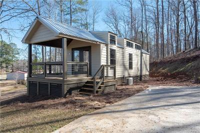 Dadeville Single Family Home For Sale: 71 Ponder Camp Road