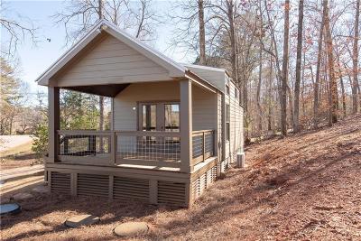 Dadeville Single Family Home For Sale: 53 Ponder Camp Road