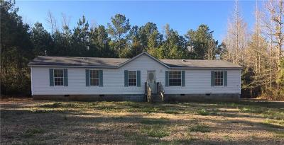 Opelika Single Family Home For Sale: 30 Lee Road 2031