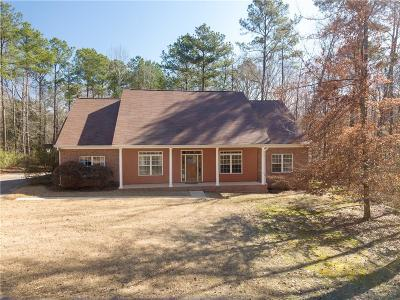 Auburn Single Family Home For Sale: 1913 Wrights Mill Road