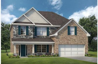 Auburn Single Family Home For Sale: 2711 Dunkirk Circle #177