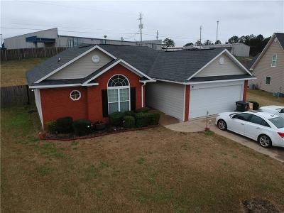 Phenix City Single Family Home For Sale: 23 Hillside Court