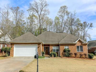 Auburn Single Family Home For Sale: 2160 Wedgewood Court
