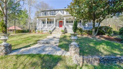 Auburn Single Family Home For Sale: 8990 Hillandale Drive