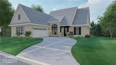 Auburn Single Family Home For Sale: 441 Monticello Boulevard