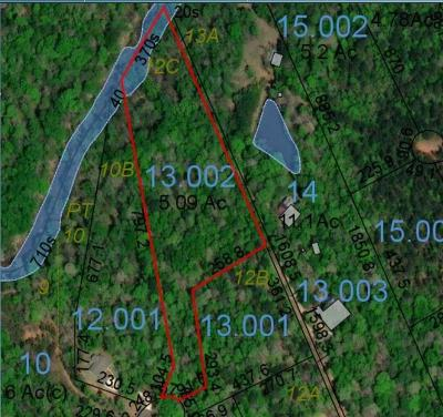 Notasulga Residential Lots & Land For Sale: Lot 12 C Lee Road 2189