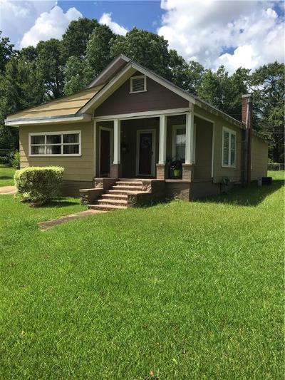 Chambers County Single Family Home For Sale: 509 Cusseta Road