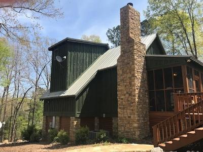 Dadeville Single Family Home For Sale: 129 Falling Water Drive