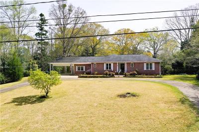 Auburn Single Family Home For Sale: 355 Cary Drive
