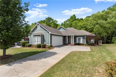 Auburn Single Family Home For Sale: 636 Carpenter Way