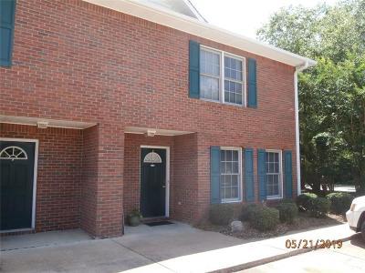 Auburn Condo/Townhouse For Sale: 147 Harmon Drive #L