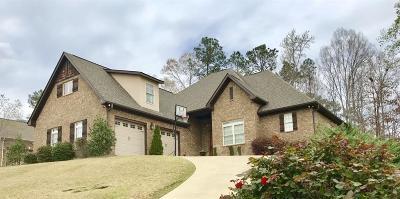 Auburn Single Family Home For Sale: 1647 Olivia Way