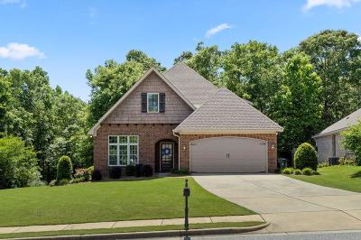 Auburn Single Family Home For Sale: 1961 Keystone Drive