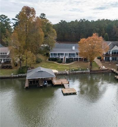 Salem Single Family Home For Sale: 545 Lee Road 339