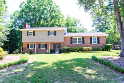 Auburn Single Family Home For Sale: 812 Heard Avenue