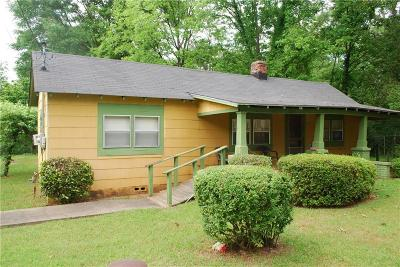 Chambers County Single Family Home For Sale: 1418 21st Street