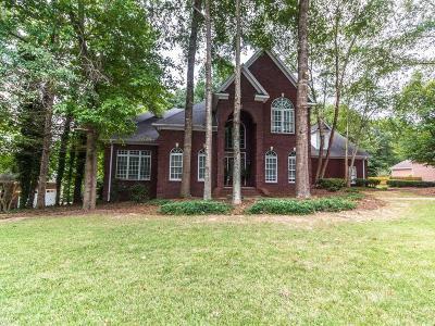 Auburn Single Family Home For Sale: 1657 Abby Road