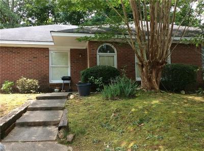 Auburn Single Family Home For Sale: 1400 Kurt Circle