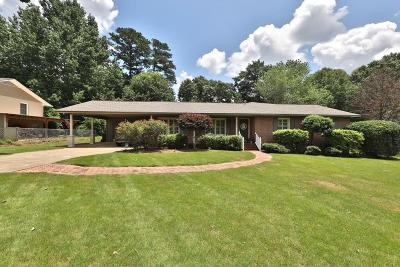 Auburn Single Family Home For Sale: 662 Scottwoods Drive
