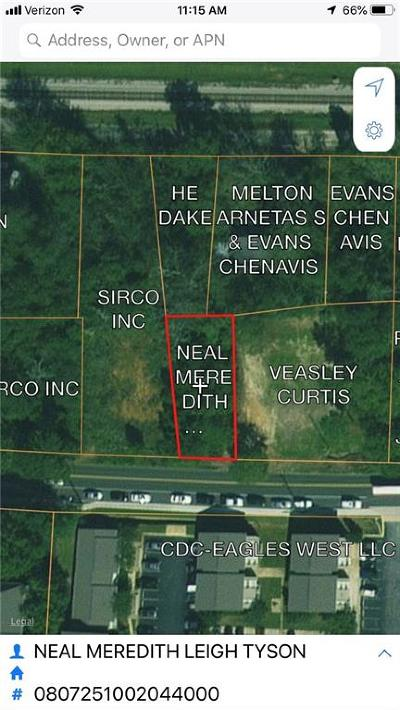 Auburn Residential Lots & Land For Sale: 654 W Glenn Avenue