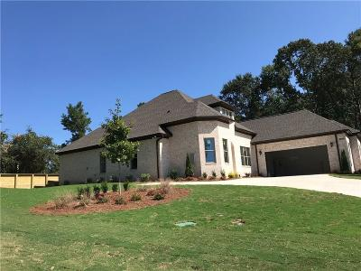 Lee County Single Family Home For Sale: 3100 Stonybrook Circle