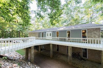 Auburn Single Family Home For Sale: 445 Cross Creek Drive