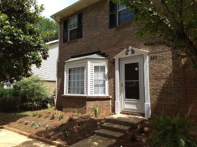 Auburn Single Family Home For Sale: 827 Choctaw Avenue