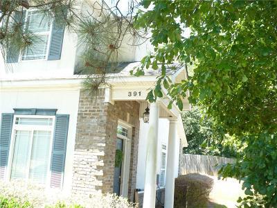 Auburn Single Family Home For Sale: 391 Jack Hampton Drive