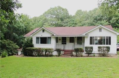 Chambers County Single Family Home For Sale: 117 Greenberry Circle
